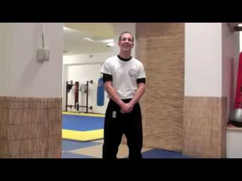 HKB Wing Chun[Black Flag Wing Chun] Testimony from Italy, Europe #55