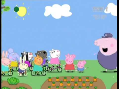 Swinka Peppa   Kto mieszka w ogrodzie