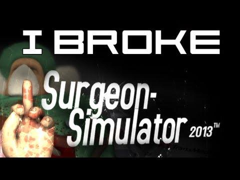 Worst. Surgeon. Ever.