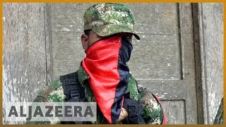 Ex-FARC rebels sworn into Colombia's Congress l Al Jazeera English - ALJAZEERAENGLISH