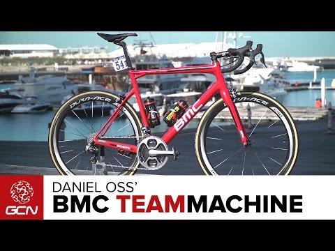 Daniel Oss' BMC Teammachine SLR01 Pro Bike
