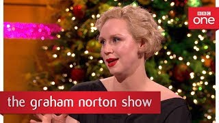 Gwendoline Christie's toilet selfie request - The Graham Norton Show: 2017 - BBC One - BBC