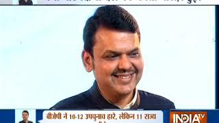 India TV- Lokmat Conclave: Devendra Fadnavis speaks to Editor-in-Chief Rajat Sharma - INDIATV