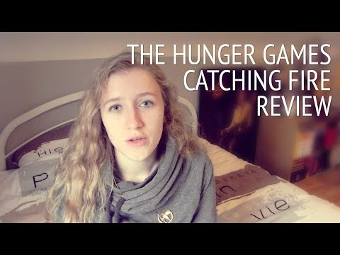 "District12.be ""The Hunger Games: Catching Fire"" Review door Joyce"