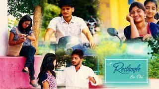A Rectangle Love Story || Telugu Short Film || By Filmy Arena - YOUTUBE