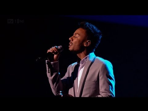 Could this be Marcus' Winner's Single? - The X Factor 2011 Live Final - itv.com/xfactor