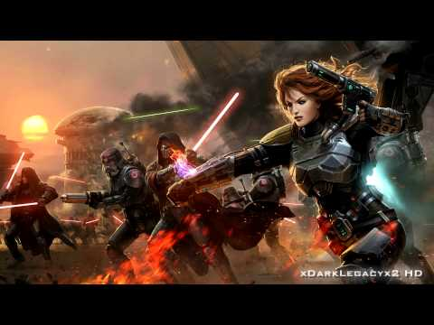 """Star Wars: The Old Republic"" E3 2011 Trailer Music (""Two Steps From Hell"")"