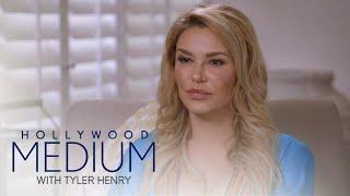 Brandi Glanville Shocked By Tyler's Spot-On Reading | Hollywood Medium with Tyler Henry | E! - EENTERTAINMENT