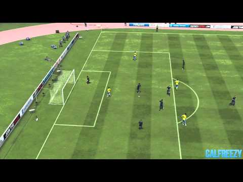 FIFA 13 Gameplay - Brazil vs France (HD)
