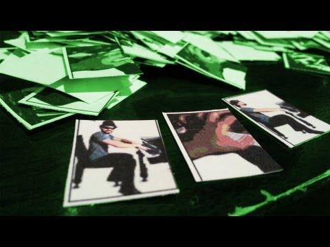 1300 frames of MysteryGuitarMan