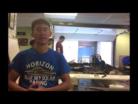 Blue Sky Solar Racing takes on American Solar Challenge