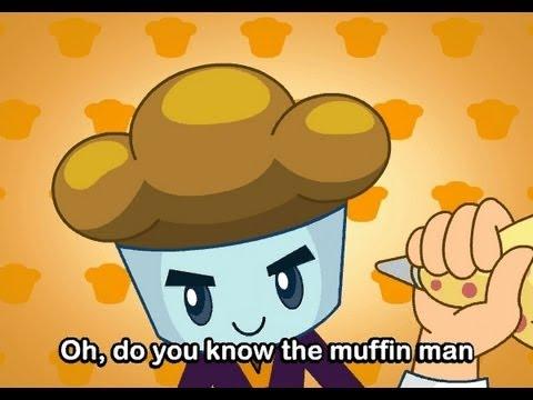 Muffin Songs – The Muffin Man  İngilizce Tekerlemeler ve İngilizce Çocuk Şarkılar