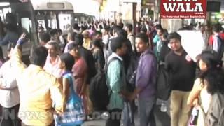 Telangana Intensive Household Survey – Rush at MGBS of people going to their native places - THENEWSWALA