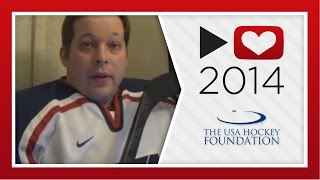 "Project For Awesome 2014 - USA Hockey Foundation ""It Starts With A Stick"""