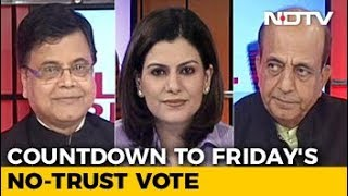 Who Stands Where? Countdown To Friday's No-Trust Vote - NDTV