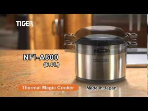 Tiger Thermal Magic Cooker