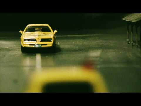 The Greatest Toy Car Chase Ever