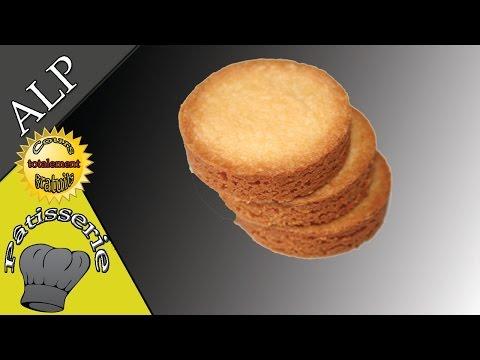 Le sablé breton - Apprendre la pâtisserie