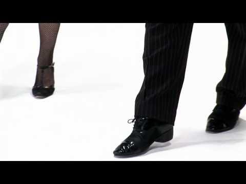 Academia de Baile - Tango La caminata (Nivel 1 Clase 9)