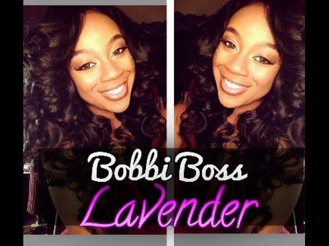 :)BOBBI BOSS *LAVENDER* _FAB HOLIDAY_*DIVATRESS:)