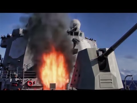 Destroyer Warfare On The High Seas