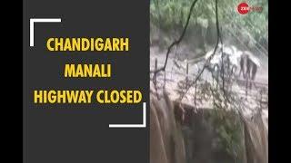 5W1H: Chandigarh-Manali highway closed - ZEENEWS