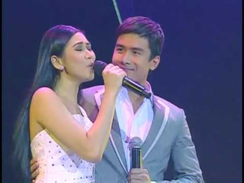 Sarah Geronimo Record Breaker DVD - Please Be Careful With My Heart (duet with Christian Bautista)