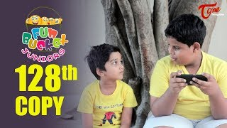 Fun Bucket JUNIORS | Episode 128 | Kids Funny Videos | Comedy Web Series | By Nagendra K | TeluguOne - TELUGUONE