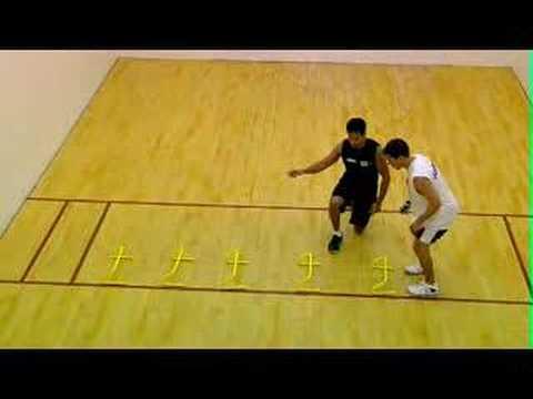 Racquetball Warehouse | Footspeed Drill