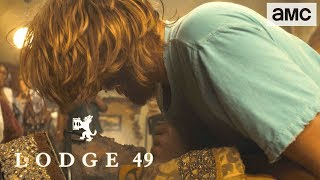 'Falling for a Corpse' Sneak Peek Ep. 104 | Lodge 49 - AMC