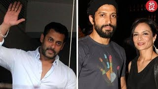 Salman's Fan Goes Crazy & Calls Him Her Husband | Farhan's Comment On His Ex-Wife Adhuna's Picture - ZOOMDEKHO