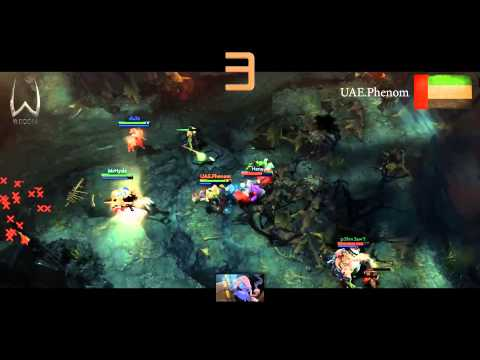 WoDotA - DotA 2 Top10 Weekly Vol.12