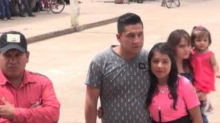 Fiestas patronales en Tahonas (General Pánfilo Natera, Zacatecas)