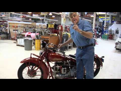 1933 Indian Motorcycle - Jay Leno's Garage