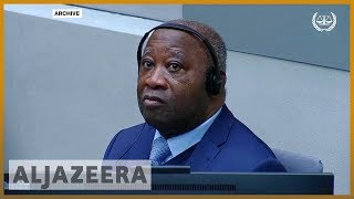 🇨🇮 ICC to rule on release of Ivory Coast's Laurent Gbagbo l Al Jazeera English - ALJAZEERAENGLISH