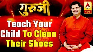 Parenting Tips: Teach your child to clean their shoes, socks themselves - ABPNEWSTV