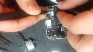 ремонт сотовых телефонов iphone 5 замена шлейфа зарядки not charging