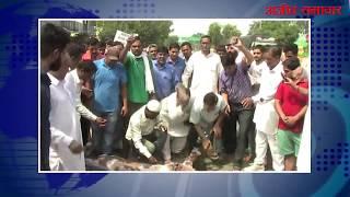 video : रादौर : आतंकवाद के पुतले का मुस्लिम युवक ने दहन कर की मिसाल पेश