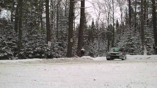 Vid�o Sno*Drift Rally 2010 Action Video par RallyAmericaSeries (4551 vues)