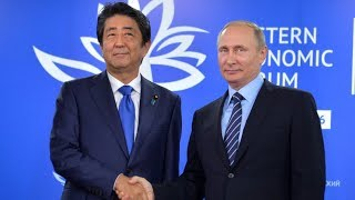 Putin and Abe join SPIEF panel discussion: 'Business dialogue Russia-Japan' - RUSSIATODAY