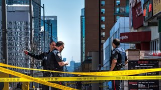 Toronto police chief holds a news conference - WASHINGTONPOST