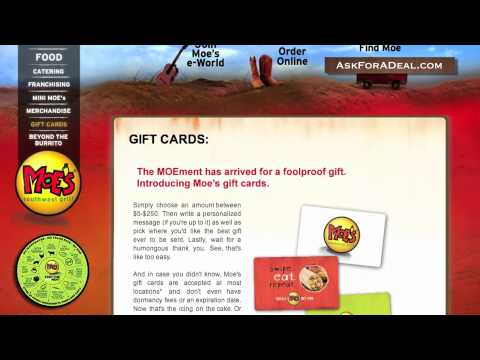 Moes coupon code