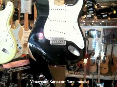 KMC Musik guitar store in Copenhagen / Vintage&RareTV on location / Vintage Guitars