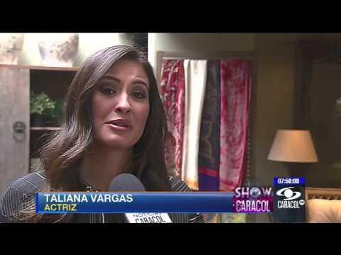 Taliana Vargas se rehúsa a dejar el personaje de Clara Cabello