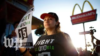 McDonald's workers go on strike over sexual harassment - WASHINGTONPOST