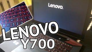 Ноутбук Lenovo Y700 - обзор, распаковка, первый запуск Леново IdeaPad