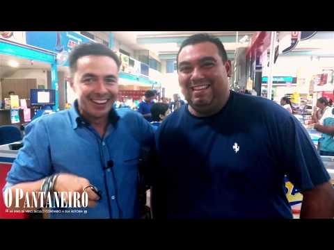 Supermercado Atlântico | Ganhador do Vale Compra de R$ 500,00