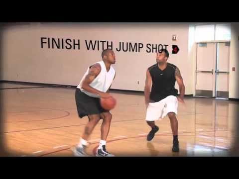 ANDRE IGUODALA: The Double Cross Move