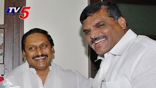 EX CM  Kiran Reddy And Botsa Satires on Re Entry :  TV5 News - TV5NEWSCHANNEL