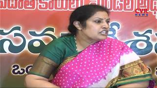 BJP Leader Purandeswari Comments on All Parties Alliance to Defeat BJP | CVR News - CVRNEWSOFFICIAL